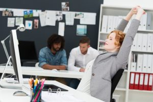 Chiropractic Care in the Workplace