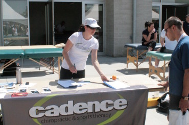 Welcome to, Cadence Chiropractic & Sports Therapy!